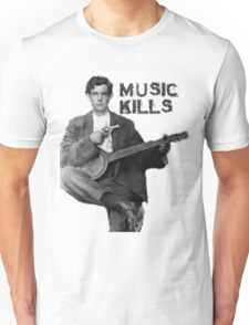 Music Kills Unisex T-Shirt