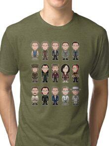 Hiddlespotting (shirt) Tri-blend T-Shirt