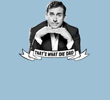 "Michael Scott - ""That's What She Said"" T-Shirt"