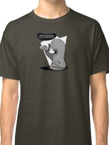 GLOb -  Edible Singularity Classic T-Shirt