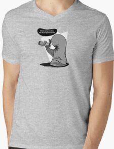 GLOb -  Edible Singularity Mens V-Neck T-Shirt