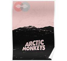 Arctic Monkeys AM Desert Poster Poster