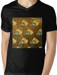 Neko Atsume - Ramses the Great Mens V-Neck T-Shirt
