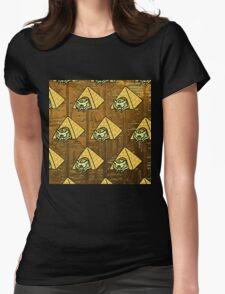Neko Atsume - Ramses the Great Womens Fitted T-Shirt