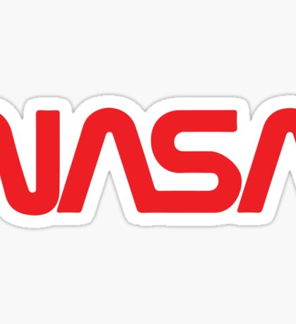 NASA Sticker