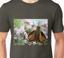 Delaware Skipper - Milkweed Blossom Unisex T-Shirt