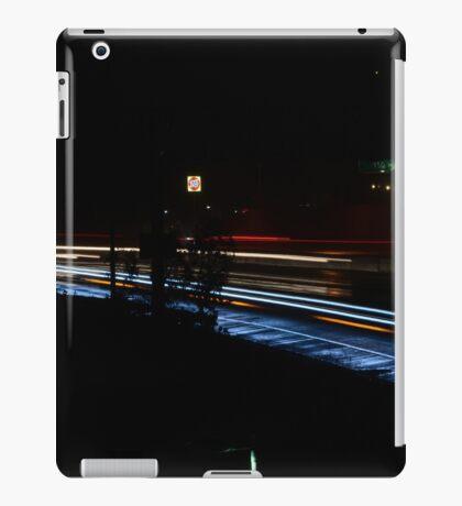 Freeway Light iPad Case/Skin