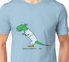 Tyrannurseaurus Rex Unisex T-Shirt