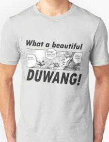 What a Beautiful Duwang! -  Jojo's Bizarre Adventure Unisex T-Shirt