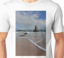 Sea Foam on Sango Bay Unisex T-Shirt