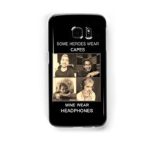 Markiplier and Jacksepticeye: Heroes Samsung Galaxy Case/Skin