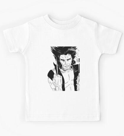 Wolverine  Kids Tee