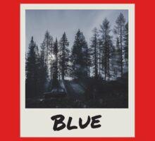 Blue One Piece - Long Sleeve