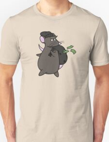 Rat on the Run (Rats with hats) T-Shirt
