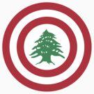 Captain Lebanon by s2ray