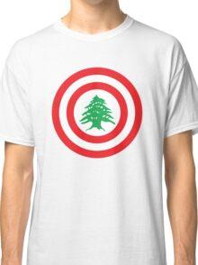 Captain Lebanon Classic T-Shirt