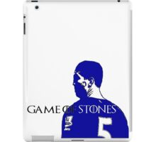John Stones is Coming iPad Case/Skin
