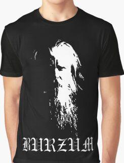 Burzum - Varg Vikernes Graphic T-Shirt