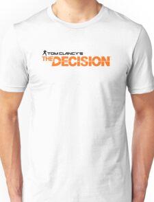 The Division Game Parody Shirt (LIGHT COLOR) Unisex T-Shirt