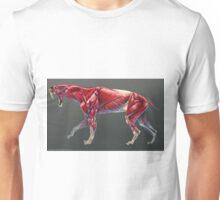 Smilodon Populator Muscle Study No Labels Unisex T-Shirt