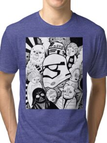 Trooper Tri-blend T-Shirt