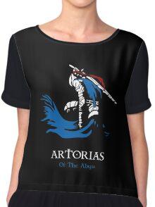Artorias Of The Abyss Chiffon Top