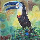 Toucan  by Kashmere1646