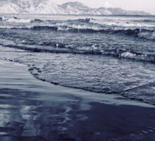 Amazing beach of Zakynthos  Sticker