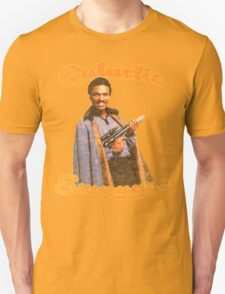 Galactic Swagger with Lando Calrissian Unisex T-Shirt