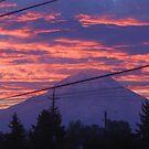 Mount Rainier by Kashmere1646