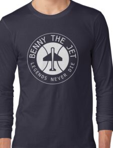 Benny The Jet Long Sleeve T-Shirt