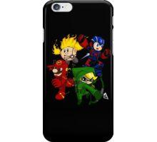 City Smash Bros. iPhone Case/Skin