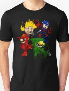 City Smash Bros. Unisex T-Shirt