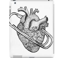 heart clip iPad Case/Skin