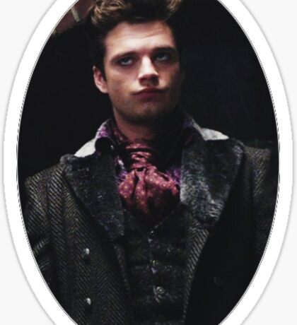 Once Upon a Time - Mad Hatter Sticker