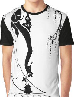 Rose Waits Graphic T-Shirt