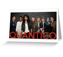 Quantico Cast Greeting Card