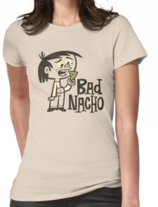 BAD NACHO Womens Fitted T-Shirt
