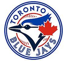 logo 2016 toronto blue jays logo Photographic Print
