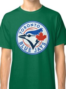 logo 2016 toronto blue jays logo Classic T-Shirt