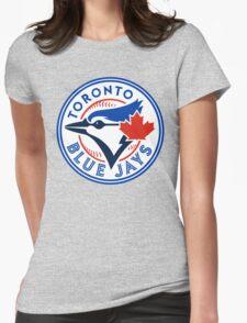 logo 2016 toronto blue jays logo Womens Fitted T-Shirt