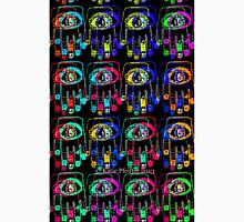 Color Pop Art Hamsa Hands Unisex T-Shirt