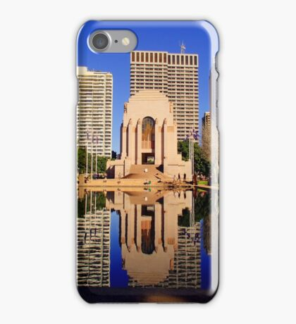 ANZAC Memorial iPhone Case/Skin