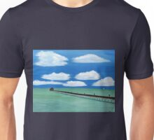 Long Pier Out Unisex T-Shirt