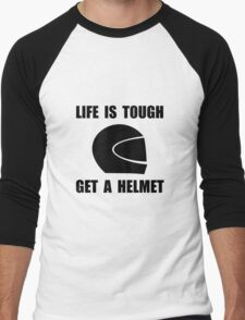 Life Tough Get Helmet T-Shirt