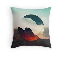 Second Sphere Throw Pillow