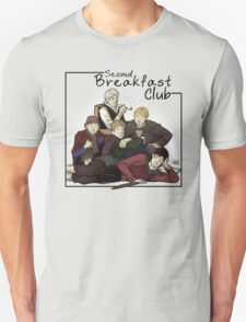 Second Breakfast Club Unisex T-Shirt
