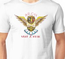 Warrior Hawk Unisex T-Shirt