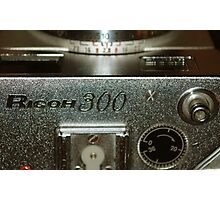 Photograph of Photographic Equipment. Photographic Print
