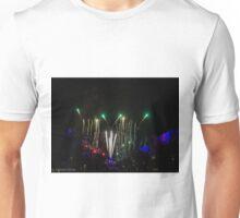 Fireworks 2 Unisex T-Shirt